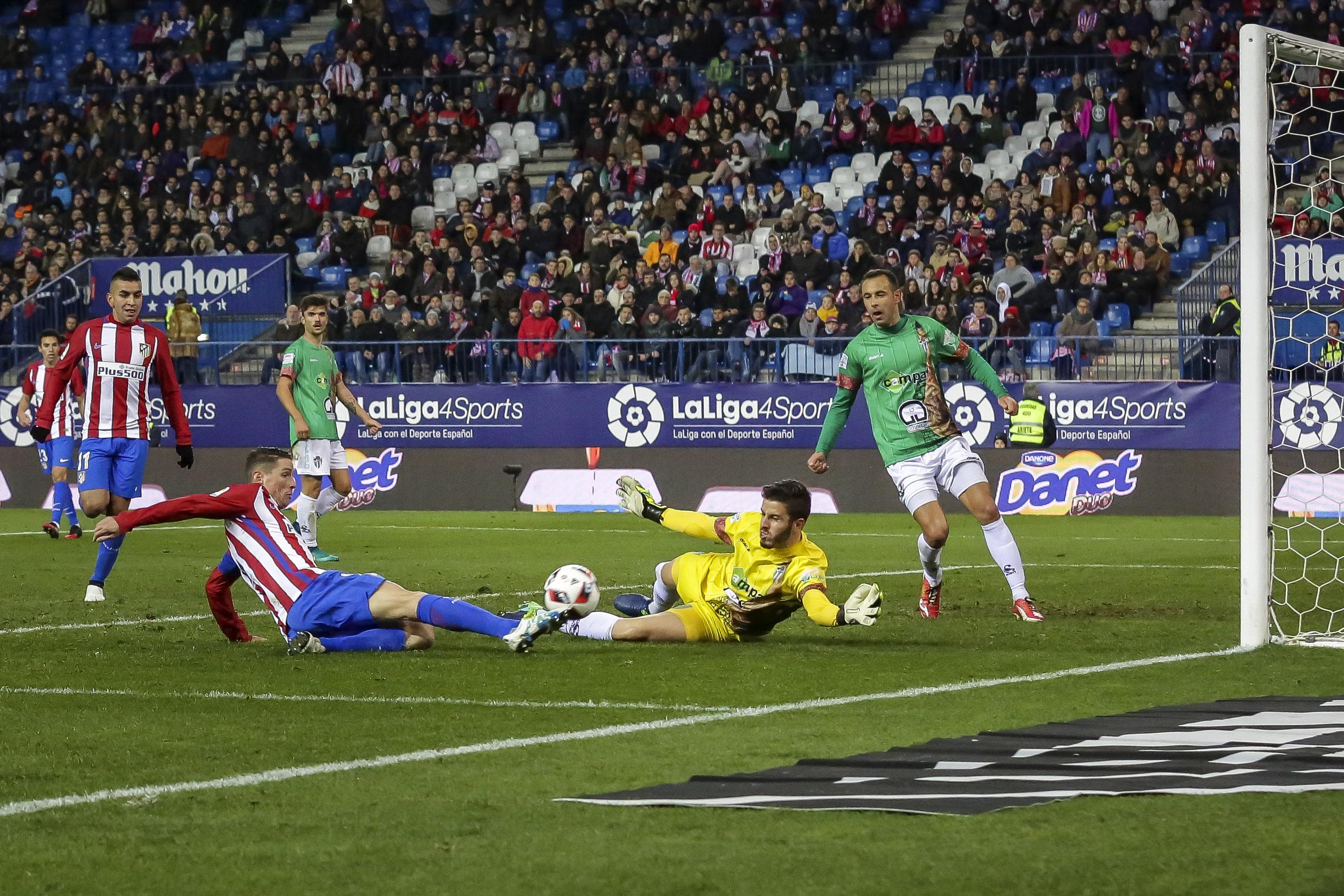 Copa Del Rey Atlético De Madrid Vs Cd Guijuelo Milenteinformaciónmilenteinformación